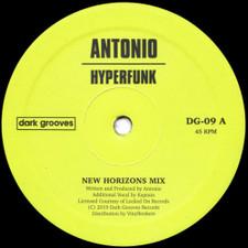 "Antonio - Hyperfunk - 12"" Vinyl"