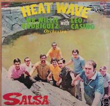 Willie Rodriquez & Leo Casino - Heat Wave Orchestra - LP Vinyl
