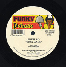 "Eddie Bo & The Soul Finders - Sissy Walk - 12"" Vinyl"