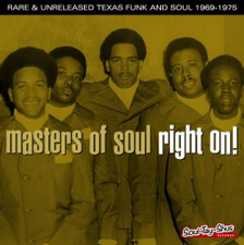 Masters of Soul - Right On - LP Vinyl