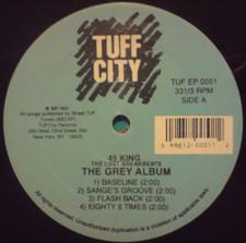 "The 45 King - Grey Album - 12"" Vinyl"