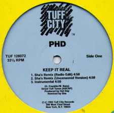 "Phd - Keep It Real - 12"" Vinyl"