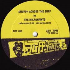 "The Micronawts - Smurph Across The Surf - 12"" Vinyl"