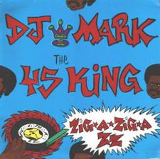 DJ Mark The 45 King - Zig-A-Zig-Azz - LP Vinyl