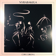 """Nyrabakiga - Cor Corona - 12"""" Vinyl"""