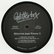 "Various Artists - Glitterbox Jams Vol. 2 - 12"" Vinyl"