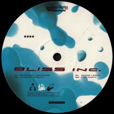 "Bliss Inc. - Radiant Reality - 12"" Vinyl"