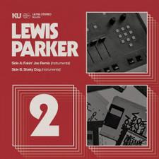 """Lewis Parker - The 45 Collection Vol. 2 - 7"""" Vinyl"""