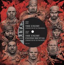 "D.I.T.C. - The Enemy - 7"" Vinyl"
