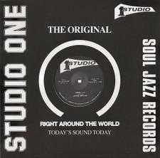 """Jackie Mittoo - Oboe / Wall Street - 12"""" Vinyl"""