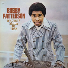 Bobby Patterson - It's Just A Matter Of Time - LP Colored Vinyl