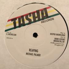 "Michael Palmer / Frankie Jones - Reaping / Acting So Strange - 12"" Vinyl"