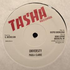 """Paula Clarke / Frankie Jones - University / Mr. Officer - 12"""" Vinyl"""