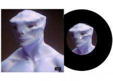 """Travis Scott - Highest In The Room (Alien Cover 2) - 7"""" Vinyl"""