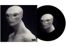 """Travis Scott - Highest In The Room (Alien Cover 3) - 7"""" Vinyl"""