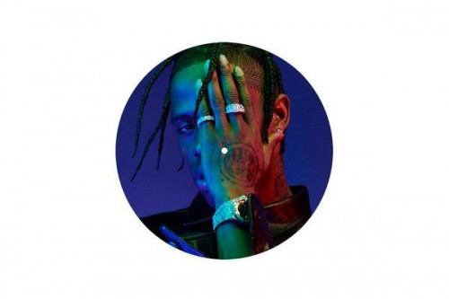 Travis Scott Highest In The Room Picture Disc 2 12 Vinyl Ear Candy Music