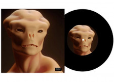 """Travis Scott - Highest In The Room (Alien Cover 1) - 7"""" Vinyl"""