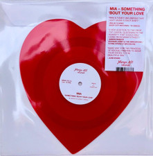 """Mia - Something 'Bout Your Love - 10"""" Vinyl"""