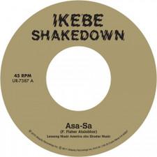 """Ikebe Shakedown - Asa-Sa / Pepper - 7"""" Vinyl"""
