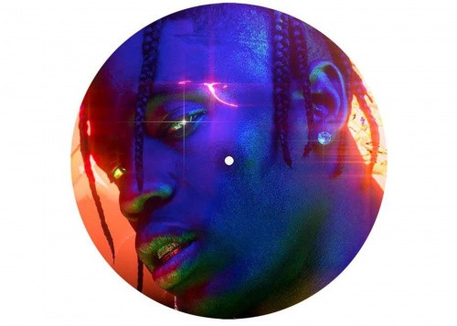 Travis Scott Highest In The Room Picture Disc 1 12 Vinyl Ear Candy Music