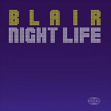 """Blair - Night Life / Virgo Princess - 12"""" Vinyl"""