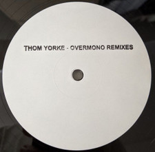 "Thom Yorke - Not The News (Overmono Remixes) - 12"" Vinyl"
