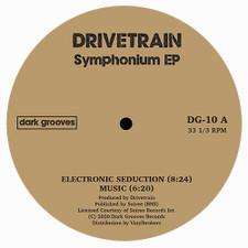 """Drivetrain - Symphonium Ep - 12"""" Vinyl"""