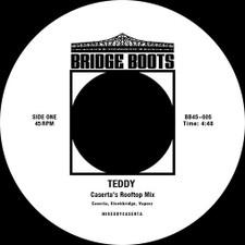 """Caserta - Teddy - 7"""" Vinyl"""