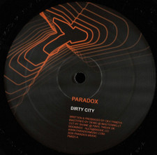 "Paradox - Dirty City / Marxism - 12"" Vinyl"