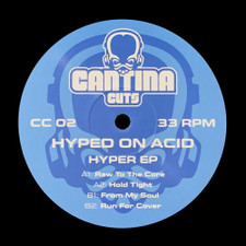 "Hyped On Acid - Hyper Ep - 12"" Vinyl"