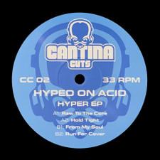 "Hyped On Acid - Hyper Ep - 12"" Vinyl"