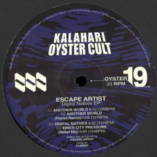 "Escape Artist - Digital Natives Ep - 12"" Vinyl"