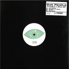 "Sun People - Stumble & Grow Ep - 12"" Vinyl"