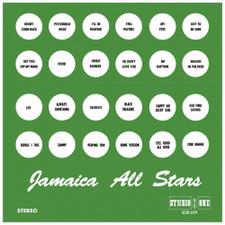 Various Artists - Jamaica All Stars Vol. 1 & 2 - 2x LP Vinyl
