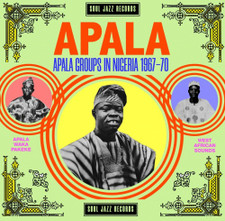 Various Artists - Apala: Apala Groups In Nigeria 1967-70 - 2x LP Vinyl