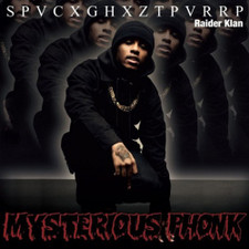 SpaceGhostPurrp - Mysterious Phonk - 2x LP Vinyl