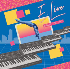 """E. Live - Boogie For Life (First Pressing) - 12"""" Vinyl"""