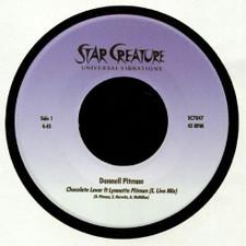 "Donnell Pitman - Chocolate Love - 7"" Vinyl"