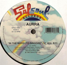 "Aurra - In The Mood (To Groove) - 12"" Vinyl"