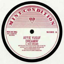 """Affie Yusuf - Dreamin' - 12"""" Vinyl"""