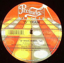 "D Train - ""D"" Train (Theme) / Tryin' To Get Over - 12"" Vinyl"