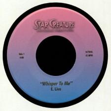 """E. Live - Whisper To Me - 7"""" Vinyl"""