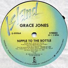 "Grace Jones - Nipple To The Bottle - 12"" Vinyl"