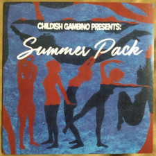 "Childish Gambino - Summer Pack - 7"" Vinyl"