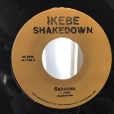 "Ikebe Shakedown - Sakonsa / Green & Black - 7"" Vinyl"