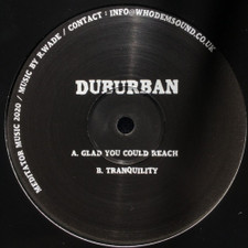 "Duburban - Glad You Could Reach / Tranquility - 10"" Vinyl"