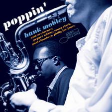 Hank Mobley - Poppin' - LP Vinyl