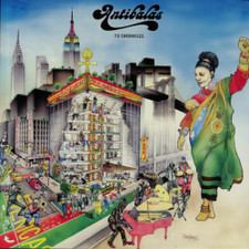 Antibalas - Fu Chronicles - LP Vinyl