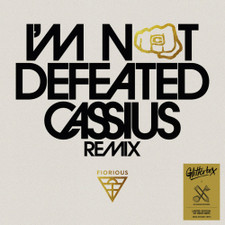 "Fiorious - I'm Not Defeated (Cassius Remix) - 12"" Vinyl"