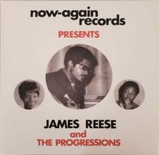 James Reese & The Progressions - Wait For Me - LP Vinyl